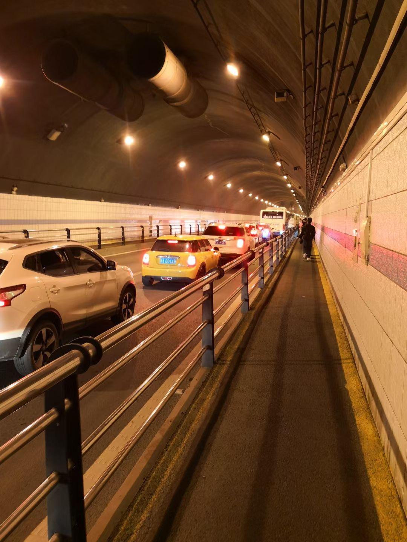 前往太子湾公园隧道